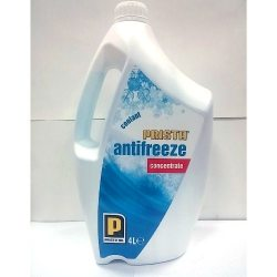 PRISTA OIL рідина охолодж ANTIFREEZE CONCENTRATE (G11)/4л