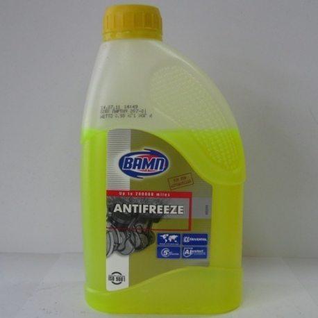 Вамп антифриз ЖОН А-40(желтый), 0,990кг