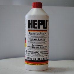 Антифриз концентрат HEPU P999-G12 (1:1, -40°C)1,5л