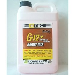 E-TEC Антифриз-40 G12+ Glycsol XLC кан. п/е, 4кг