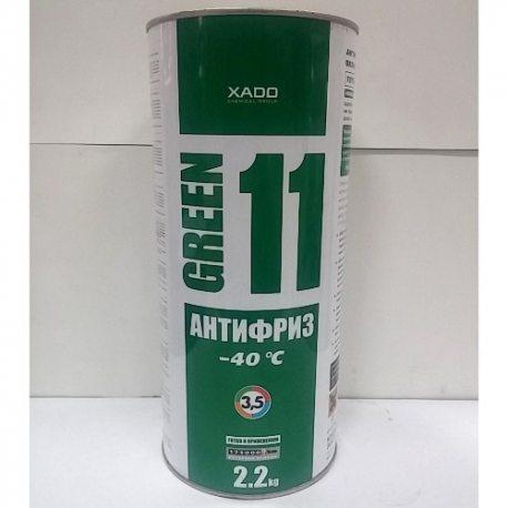ХАДО Антифриз Green 11 -40, 2,2кг (ХА 50206)