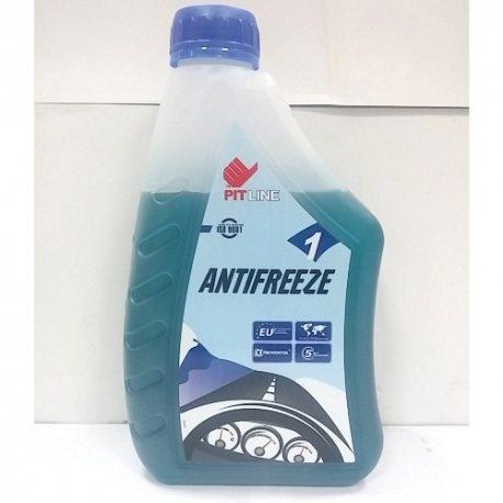 Pitline Антифриз синий G11 (-38 С), 1.018кг