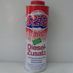 Liqui Moly SPEED DIESEL-ZUSATZ присадка для поліпшення якості диз.палива, (1975) 1л