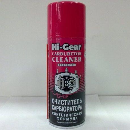 HI-Gear очисник карбюратора (синтетична формула, аерозоль)