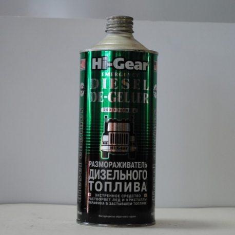 HI-Gear Размораживатель дизтоплива (HG4114), 946мл