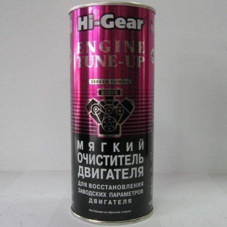 HI-Gear очисник двигуна м'який (додається за 150км до заміни