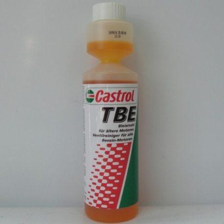 Castrol присадка в бензин TBE, концентрат 1:250, 0,25л
