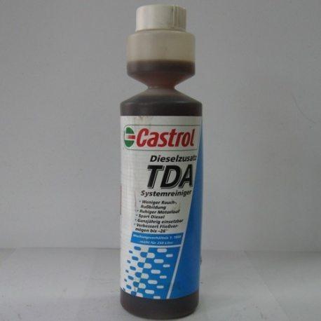Castrol присадка до диз. палива TDA, концентрат 1:250, 0,25л