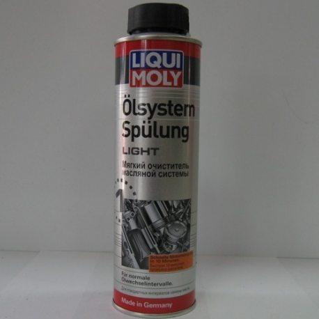 Liqui Moly Промывка масляной системы Olsystem Spulung Light