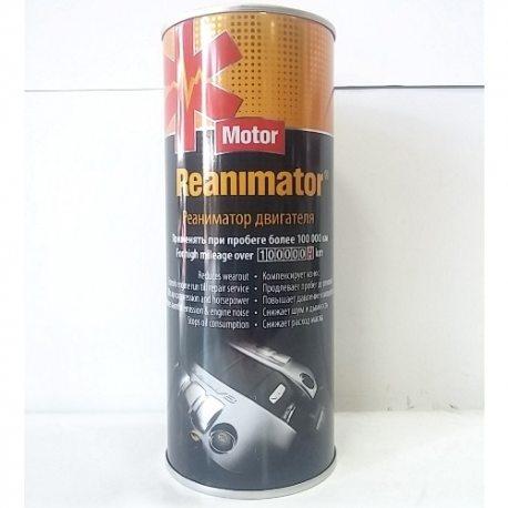 Wolver Присадка для моторного масла REANIMATOR, 400мл