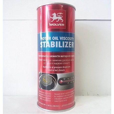 Wolver Присадка для моторної оливи STABILIZER, 400мл