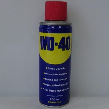 WD-40 Аерозоль універсальний, 0.125л