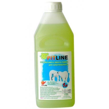 PITLINE незамерзаюча рідина для склоочищувача (-80C), 1л