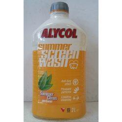 MOL Омыватель стекла летний Alycol Citrus/Cherry Blossom, 2л